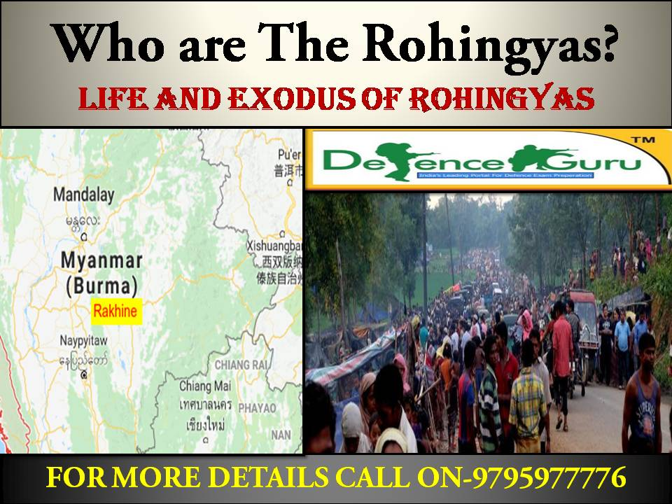Who are the Rohingyas
