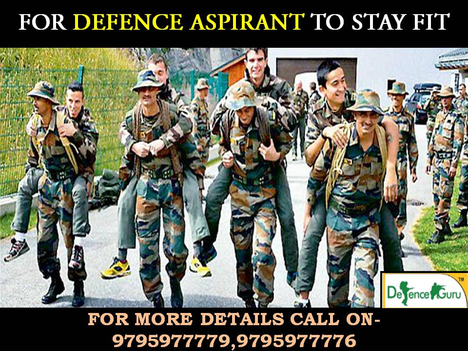 Things FOR Every Defence Aspirant