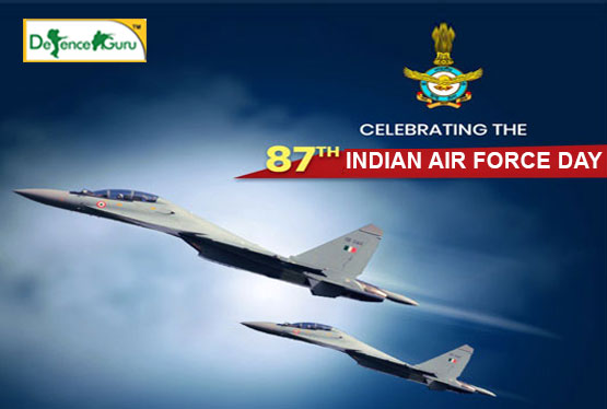 87th Indian Air Force Day 2019