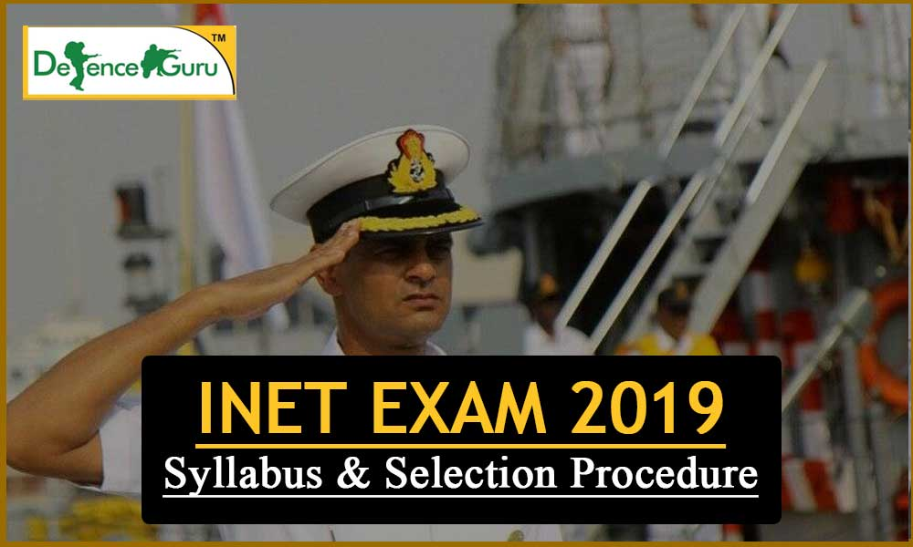 INET Exam 2019 Syllabus and Selection Procedure