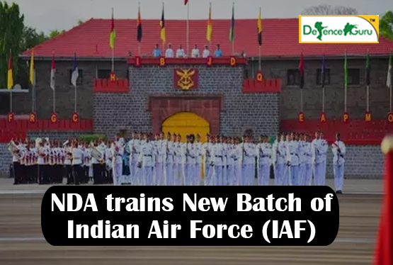 NDA trains new batch of Indian Air Force