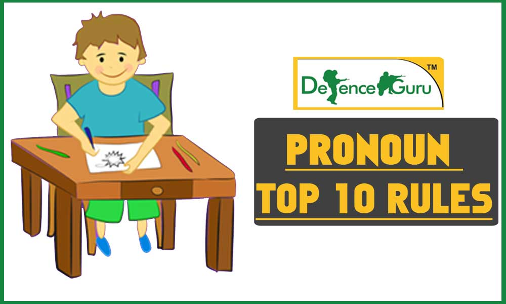 PRONOUN TOP 10 RULES
