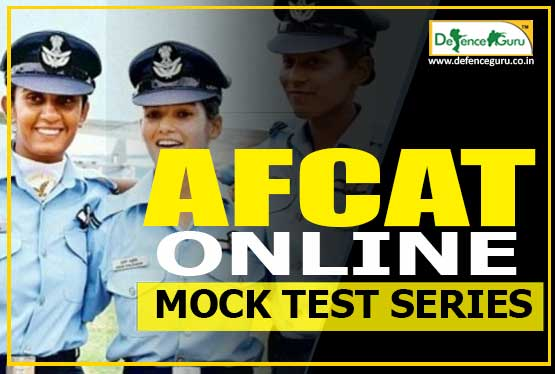 AFCAT Online Mock Test Series