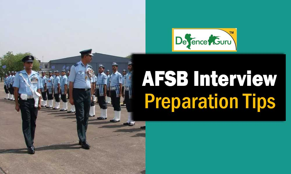 AFSB Interview Preparation