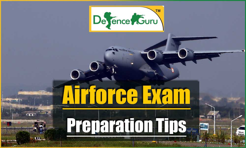 Preparation Tips to crack Indian Air force Airmen Group X Y Exam
