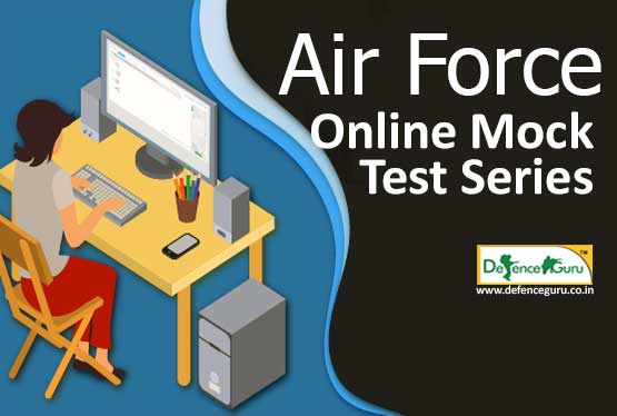 Airforce Online Mock Test Series
