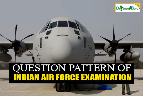 Air Force Exam Question Pattern