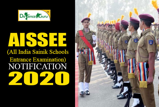 AISSEE Notification 2020