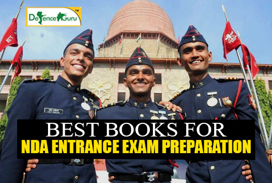 Books For NDA Exam