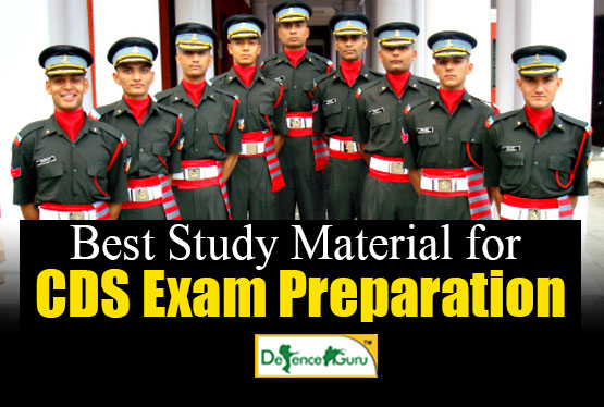 Study Material for CDS Exam