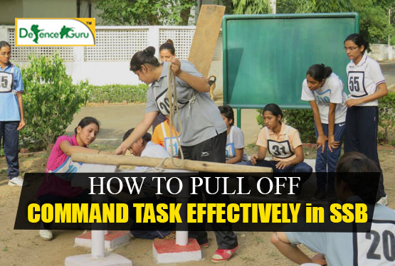 Command Task in SSB