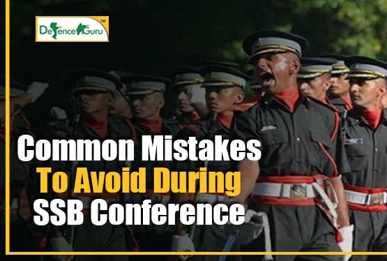 Mistakes To Avoid During SSB Conference