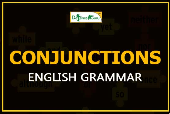 Conjunction English Grammar Rules Examples and Exercises
