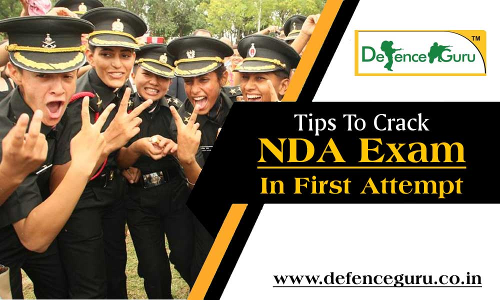 Tips to Crack NDA Exam in First Attempt