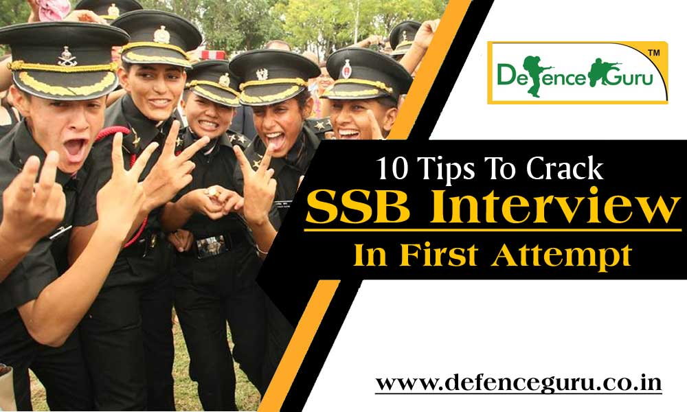 Tips To Crack SSB Interview