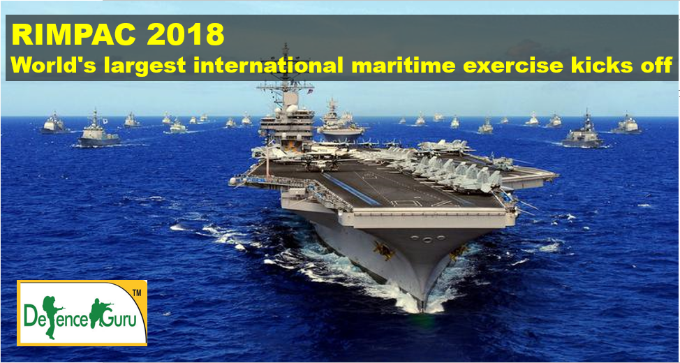 RIMPAC 2018, RIMPAC Exercise 2018, Online SSB Preparation, Naval Exercise RIMPAC 2018