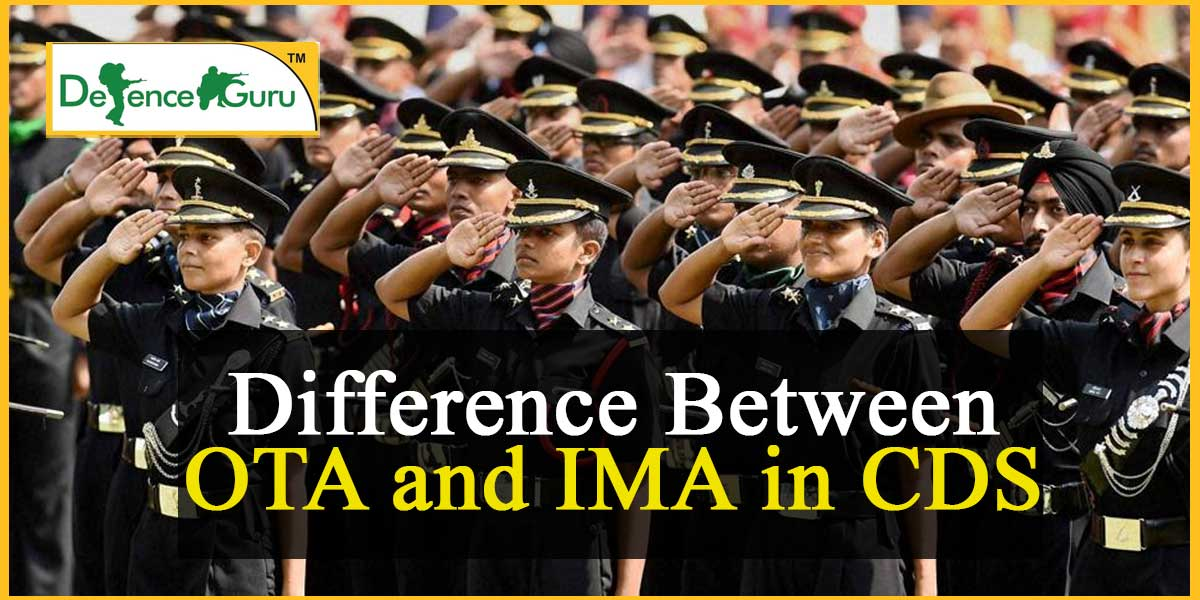 Difference Between OTA and IMA in CDS
