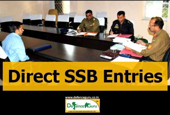 Direct SSB Entries