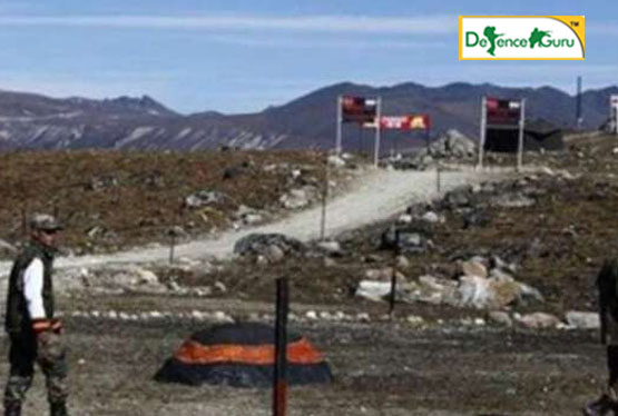 Structuring New Doklam Road