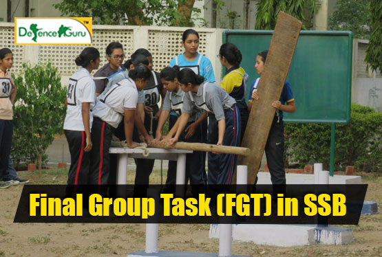 Final Group Task in SSB