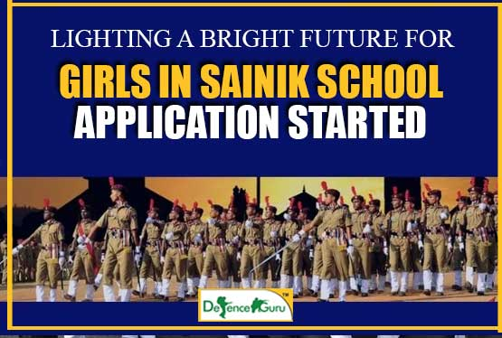 Sainik Schools Application Form