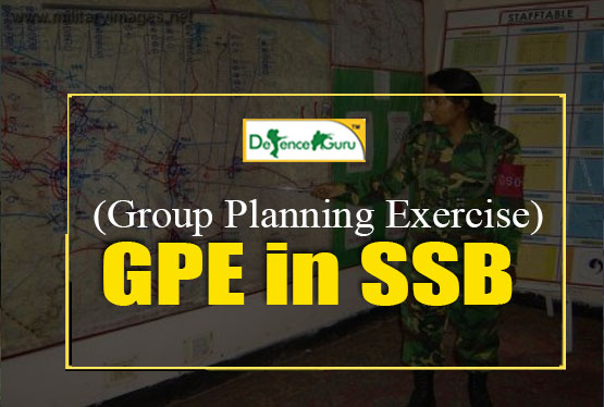 Group Planning Exercise in SSB