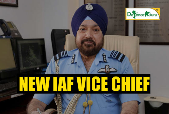 New IAF Vice Chief In Indian Airforce 2019
