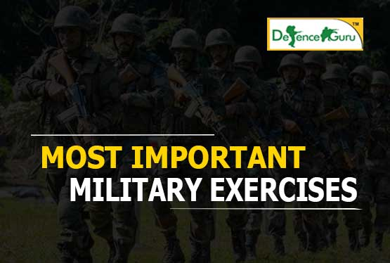 Most Important Military Exercises
