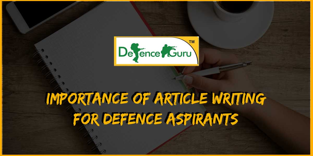 Importance of Article Writing