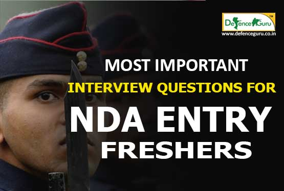 Interview Questions for NDA Students
