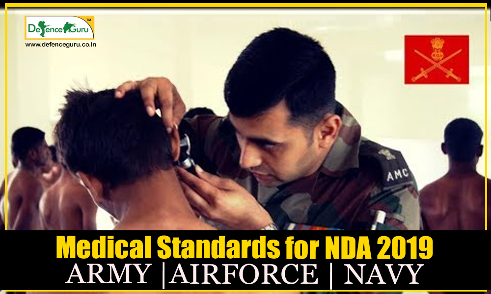 Medical Criteria for NDA