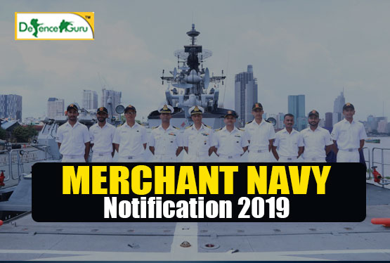 Merchant Navy Notification