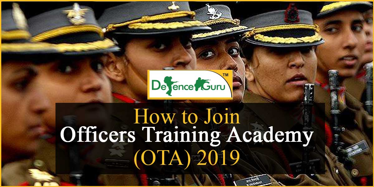 How to Join Officers Training Academy OTA 2019