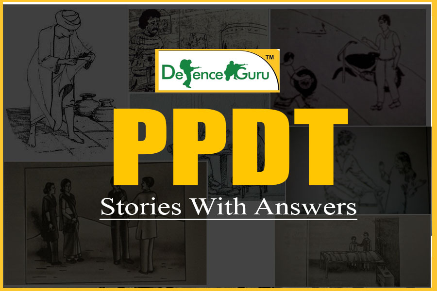 PPDT Stories With Answers
