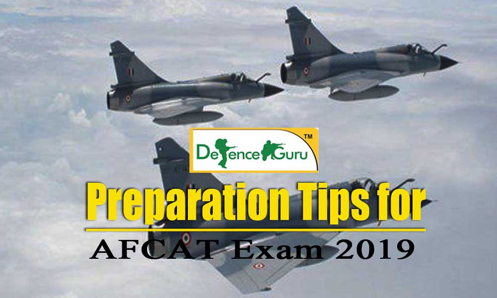 Preparation Tips for AFCAT Exam