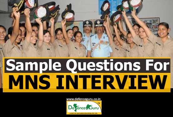Sample Questions for MNS Interview