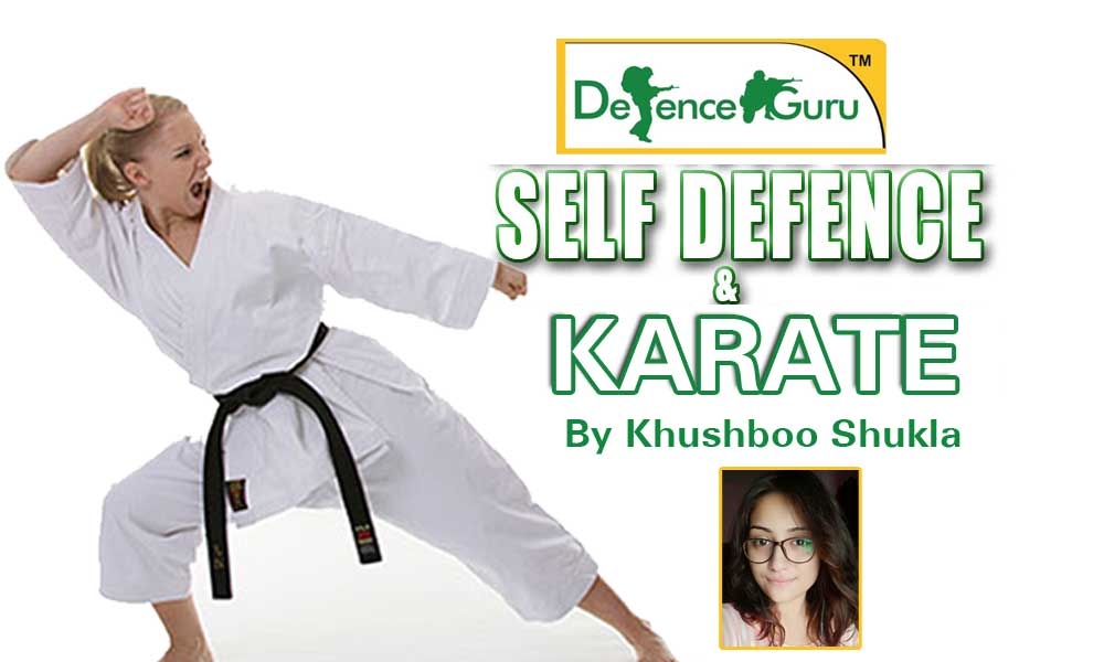 SELF DEFENCE-KARATE-The Martial Art by Khushboo Shukla