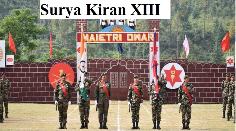 Indian Army Major Exercises