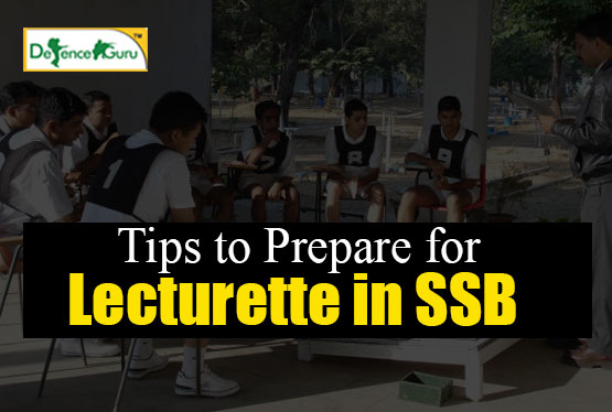 Tips to Prepare for Lecturette in SSB