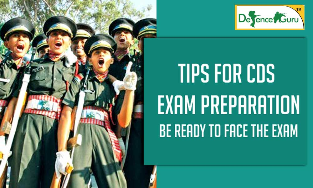 CDS Exam Preparation Tips