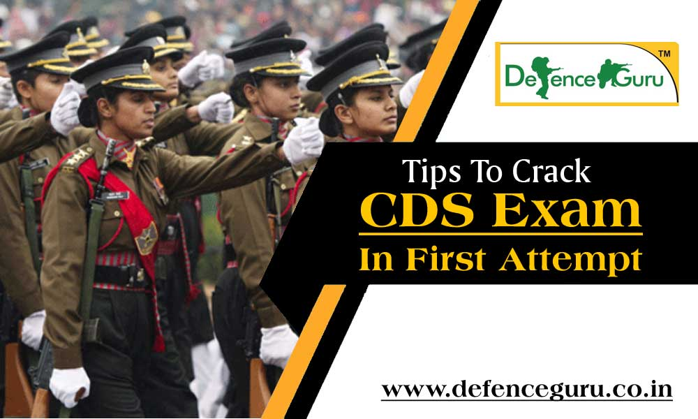 Tips to Crack CDS Exam in First Attempt