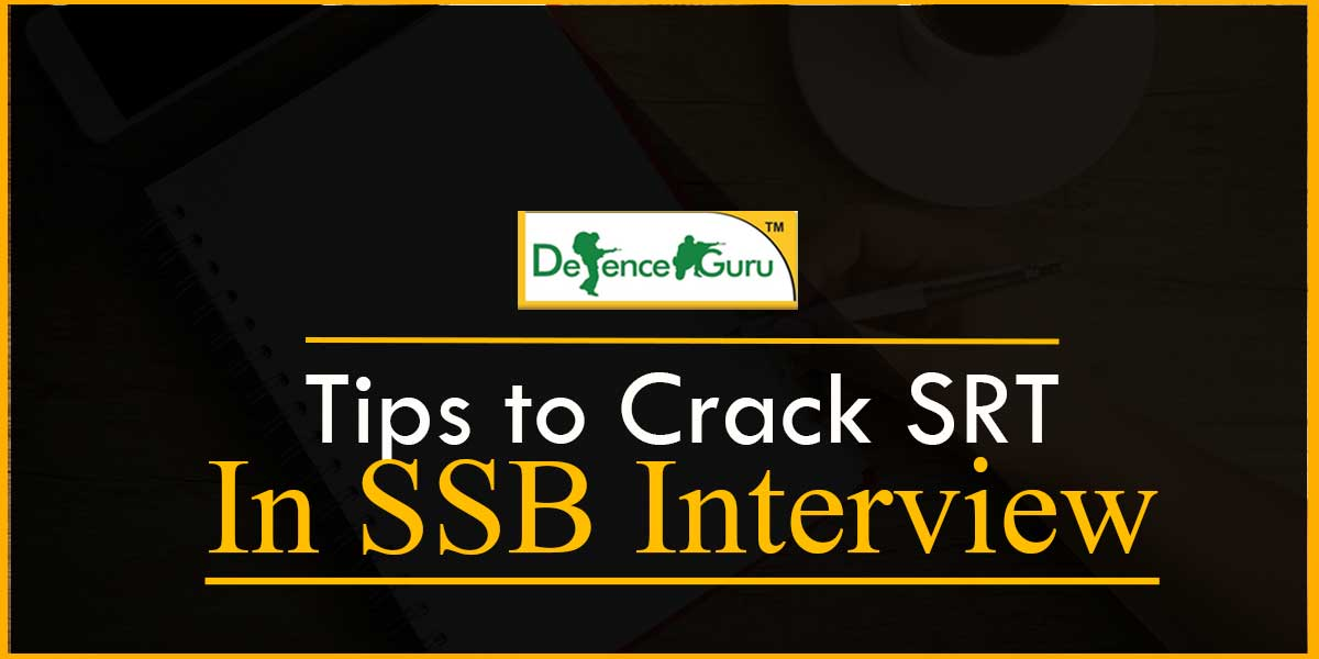 Tips to Crack SRT in SSB