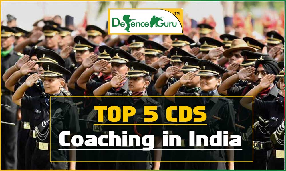 Top 5 CDS Coaching in India