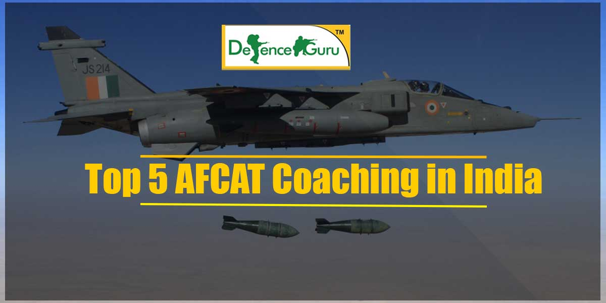 AFCAT Coaching in India