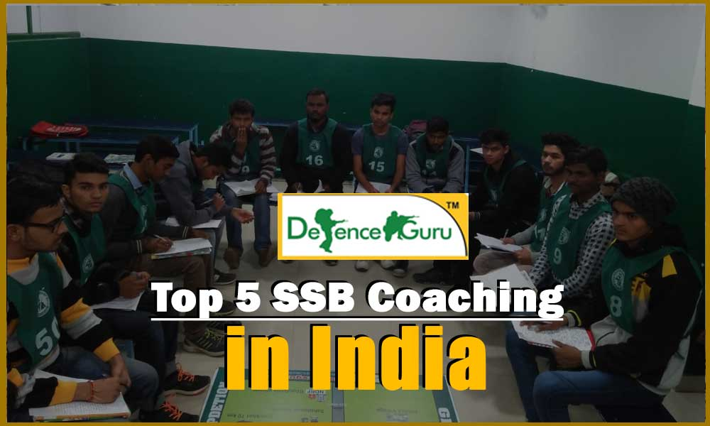 SSB Coaching in India