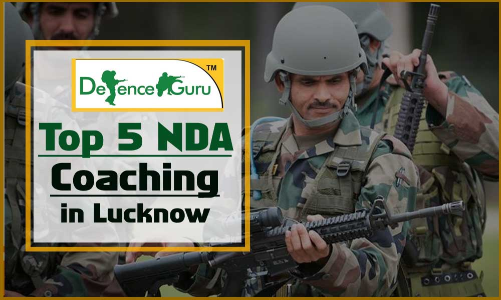 Top 5 NDA Coaching in Lucknow
