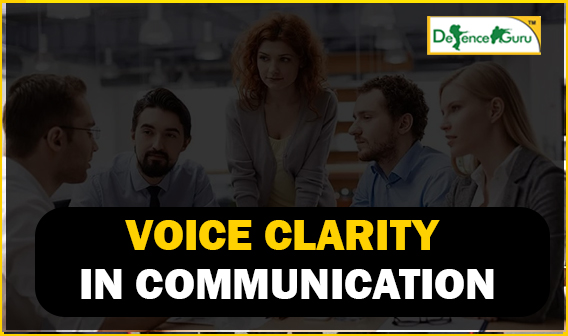 Voice Clarity in Communication