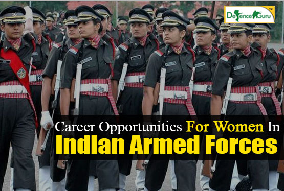 Women Entry in Indian Armed Forces