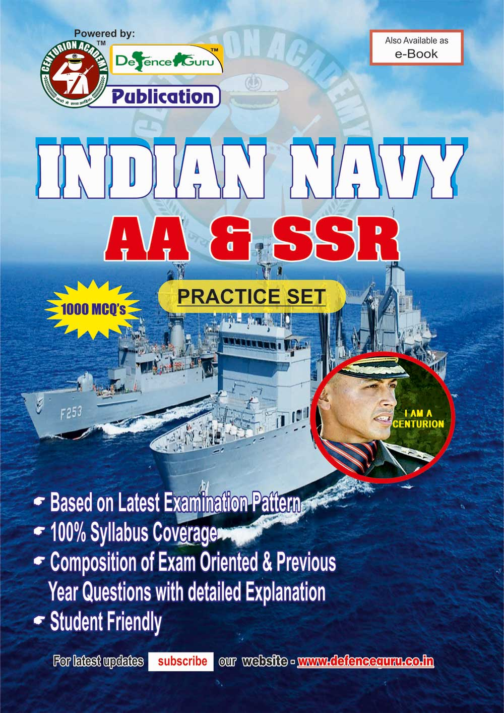 Indian Navy AA and SSR