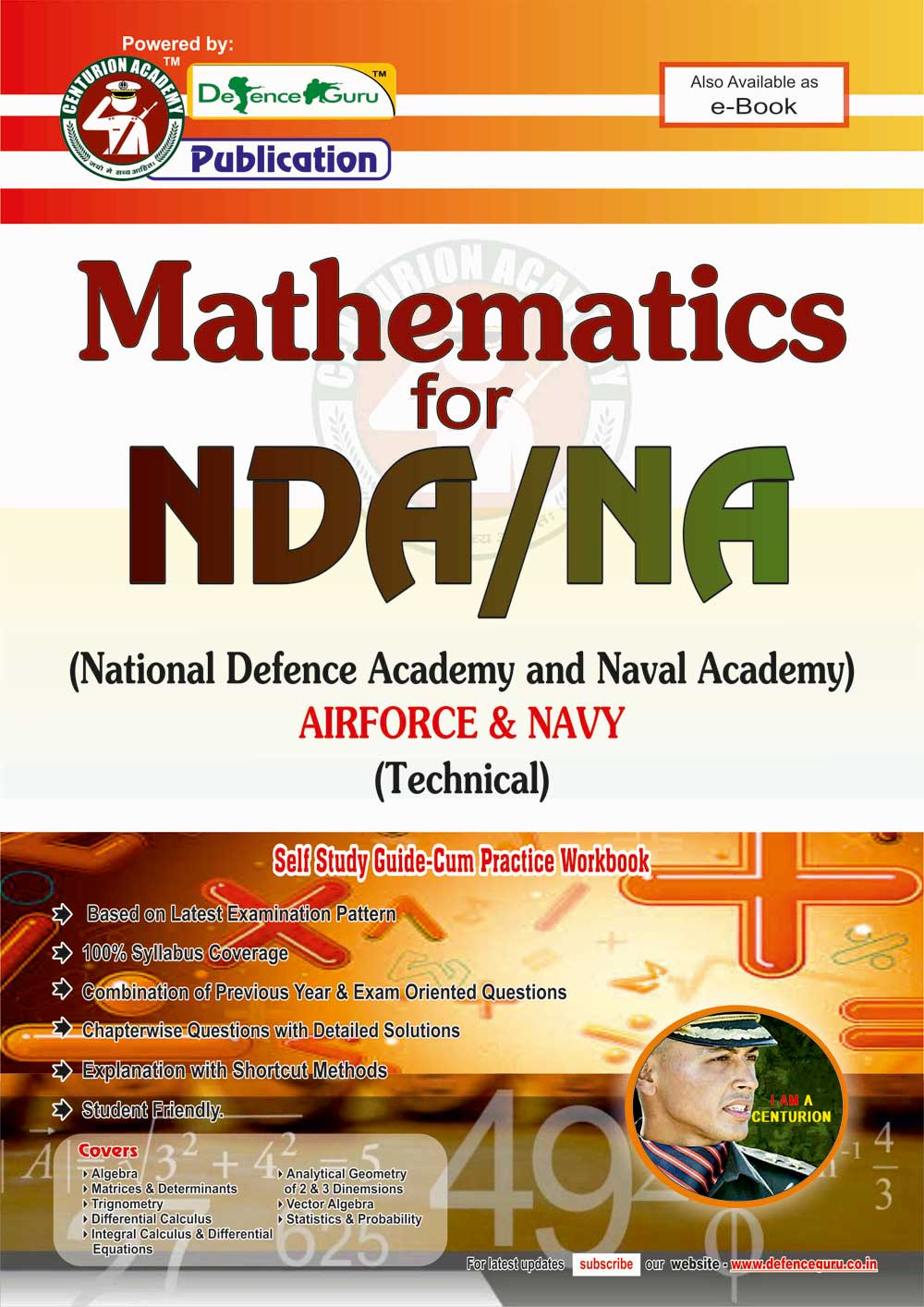 NDA NA Mathematics